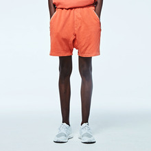 [DVINE STUDIO] BAGGY TRANING PANTS (ORANGE)