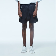 [DVINE STUDIO] BAGGY TRANING PANTS (BLACK)