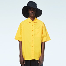 [DVINE STUDIO] RAGLAN COLOR SHIRTS (YELLOW)