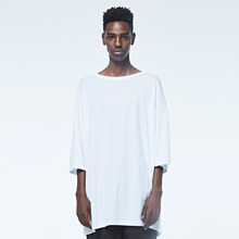 [DVINE STUDIO] OVER FIT T - SHIRTS (WHITE)