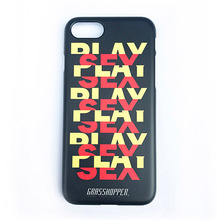 [GRASSHOPPER] Play I Phone Case -Black