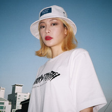 [UNLUCKYTRUTH] LETTERING T-SHIRT - WHITE