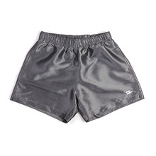 [GRASSHOPPER] Metallic Shorts -Gray