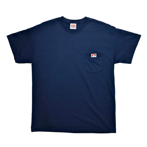 [Ben Davis] Pocket Tee - Navy