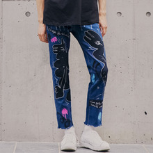 [THE GREATEST] GTXHAIL 07 Limitted Edition Denim Jeans