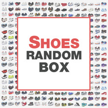 *SHOES RANDOM BOX*