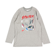 [YESEYESEE] Specter L/S (Gray)