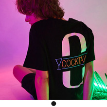 [ONA] COCKTAILS NEON T-SHIRTS