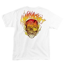 [INDEPENDENT] Too Hot S/S T-Shirt - White