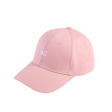[51%sale] [WOLPENDER] (Unisex) Twill Cotton Symbol Ball-Cap (Pink) [STYLE NO : 1]