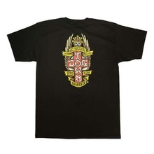 [DOGTOWN] 40th Anniversary T-SHIRT - Black