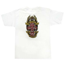 [DOGTOWN] 40th Anniversary T-SHIRT - White