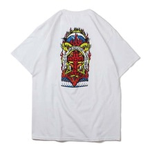 [DOGTOWN] Scott Oster T-Shirt - White