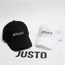 [JUSTO] DO IT CAP-BLACK,WHITE