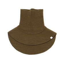 [LAFUDGESTORE] [퍼퓸니트] Knit Warmer_Khaki
