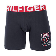 [Tommy Hilfiger]  TOMMY 85 Boxer Brief - Dark Navy