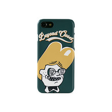 [BC by beyondcloset] [COLETTE EDITION] RED NERD BOY IPHONE7 CASE DEEP GREEN