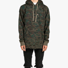 [DOPE] Destroyed Camo Pullover (CAMO)