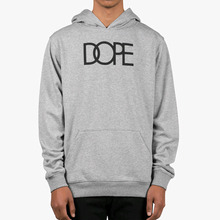 [DOPE] Logo Pullover (Grey)