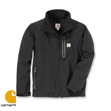 [Carhartt] DENWOOD SOFT SHELL JACKET (BLACK)