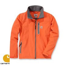 [Carhartt] DENWOOD SOFT SHELL JACKET (BLAZE ORANGE)