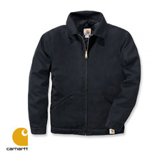 [Carhartt] TWILL WORK JACKET (BLACK)