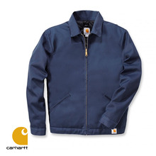 [Carhartt] TWILL WORK JACKET (NAVY)