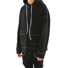 [LANG VERSIO] Stitch Pocket Hoody
