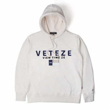 [50%할인][VETEZE] BIG LOGO HOOD - IV