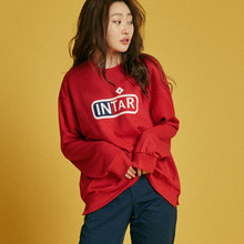 [INTAR]Sweat Shirts - Red