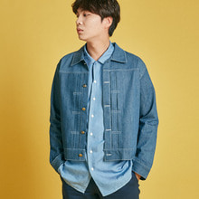 [INTAR]2ND Jacket - Denim