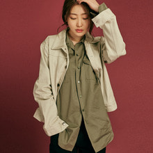 [INTAR]2ND Jacket - L/Beige