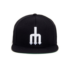 [BLACK SCALE] 30%할인 Alive & Well x BS Trident Snapback