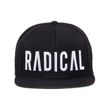 [BLACK SCALE] 30%할인 JT&CO x BS Radical Snapback, Black