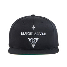 [BLACK SCALE] 30%할인 Blvck Knight Snap Back, Black