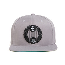 [BLACK SCALE] 30%할인 Star Crescent Snap Back, Grey