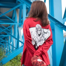 [CLOSKIN] YACHA LONG-SLEEVE (RED)