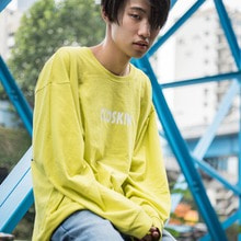 [CLOSKIN] YACHA LONG-SLEEVE (NEON-GREEN)