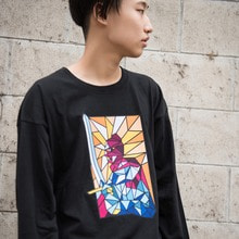 [CLOSKIN] KNIGHT LONG-SLEEVE (BLACK)