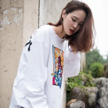 [CLOSKIN] KNIGHT LONG-SLEEVE (WHITE)