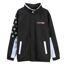 [STARTER] OG80's Athletic ASYM Jacket - Black