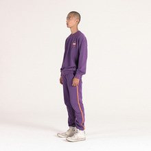 [MENOPREP] 17 F/W MP Logo Sweat Shirt (PURPLE)