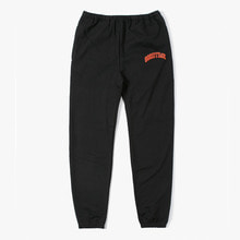 [Have a good time] FW17 College Sweatpants - Black