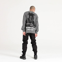 [MENOPREP] 17 F/W Artist Sweat Shirt (BLACK)