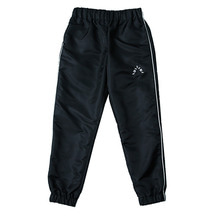[AJOBYAJO]Solid Jogger Pants - Black