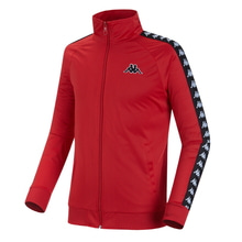 [Kappa] KIFT351MN Zip-Up - Red