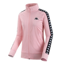 [Kappa] KIFT351FN Zip-Up - Pink