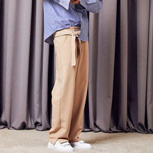 [A PAPER CUT] (10%할인) Band Slacks - Beige