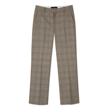 [Andersson bell]ANDERSSON BOOTS CUT TROUSER apa192m - Check