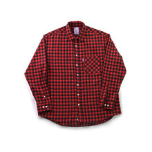 [YESEYESEE]Fisherman Shirts Red
